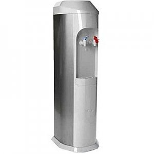 Hot and Cold Mains Water Cooler D14A – White
