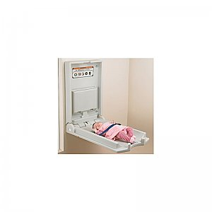 Baby Changing Station - Nappy Unit Vertical